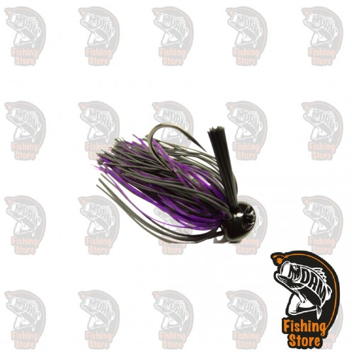 BASS PATROL CUSTOM JIGS 3/8Oz (RUBBER)