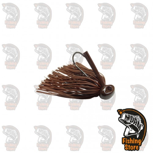BASS PATROL CUSTOM JIGS 1/2Oz (RUBBER)